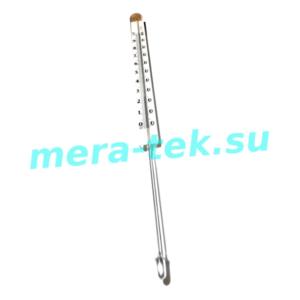 -4 103 (0…+100)°С Ртутный Термометр технический