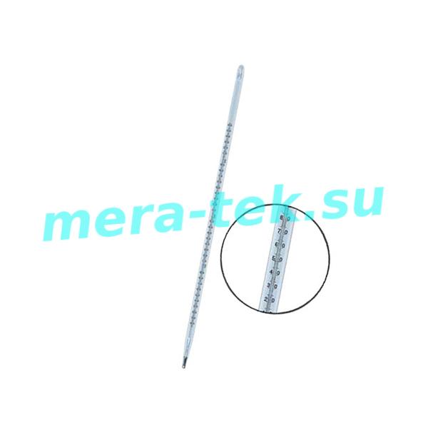-2 №5 исп.1 (0...+360)°С Термометр ртутный стеклянный лабораторный