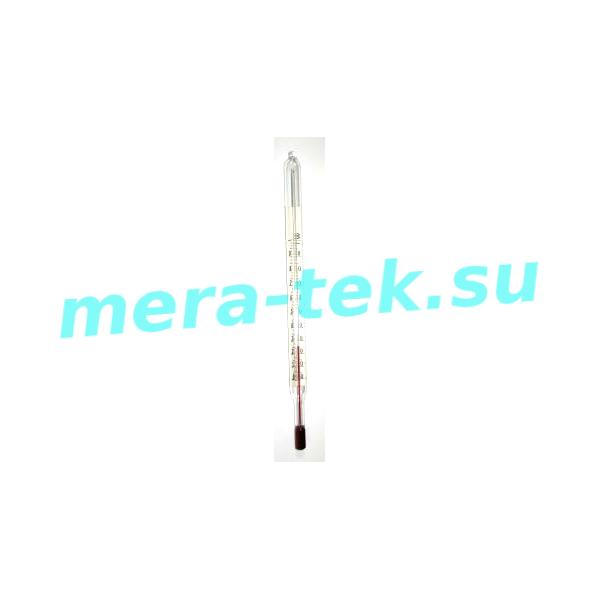 -6М №8 (+300...+360)°С Термометр ртутный стеклянный лабораторный