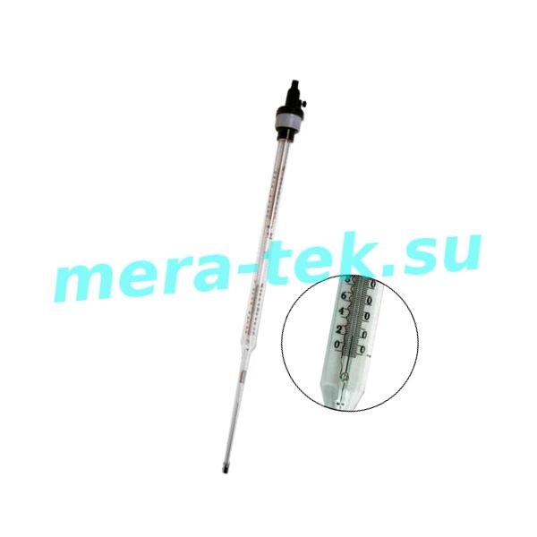 -83 (0...+50)°С Термометр электроконтактный прямой ртутный для инкубаторов