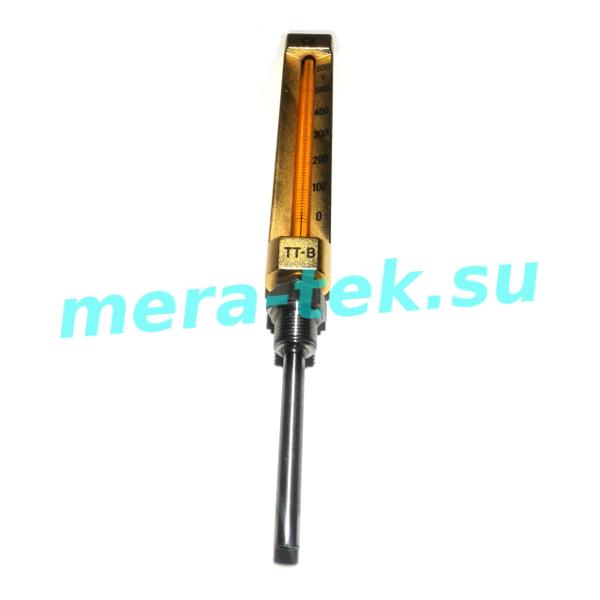 -В-200/100 G1/2″ (0-600)°C Термометр специальный прямой