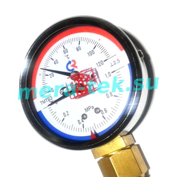 термоманометр тмтб 31р 2