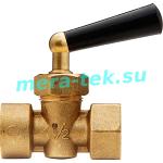 RM15-MM1/2 Кран 3-х ходовой, G1/2-G1/2 (внутр-внутр) WATTS