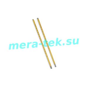 ASTM 8C (-2...+400)°С Термометр для определения температуры при определении  фракционного состава нефтепродуктов