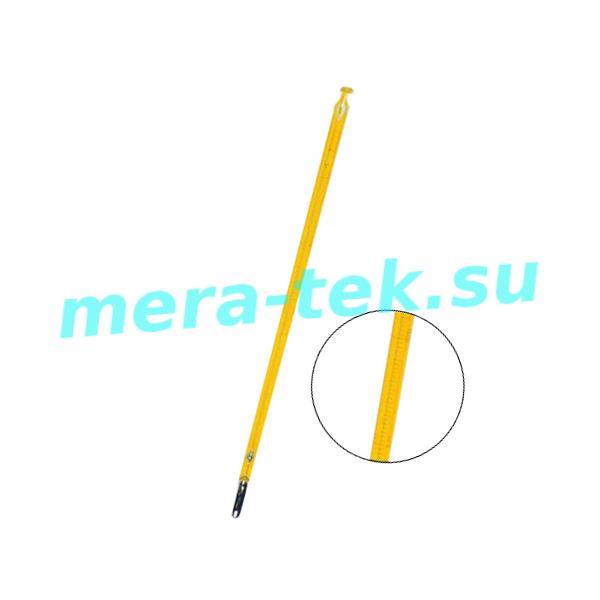 -2 №3 (+95...+105)°С Термометр стеклянный ртутный для определения условной вязкости нефтепродуктов