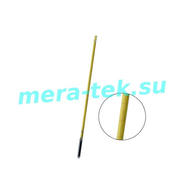 -5 №4 (+50...+102)°С Термометр для измерения температуры при определении плотности нефтепродуктов