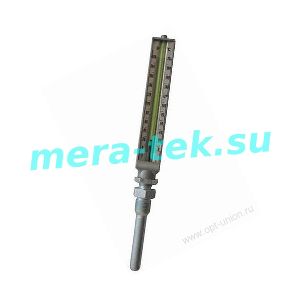 "-1 №1 нч100 (0...+100)°C G1/2"" Термометр виброустойчивый"