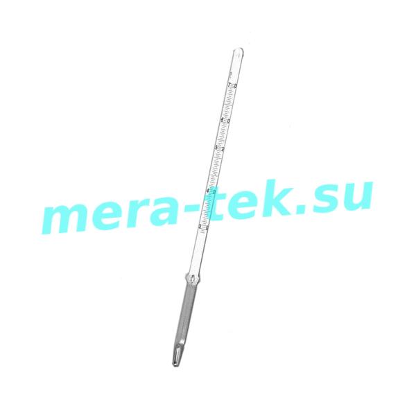-28 (+130...+170)°С Термометр ртутный для определения температуры топливно-воздушной смеси
