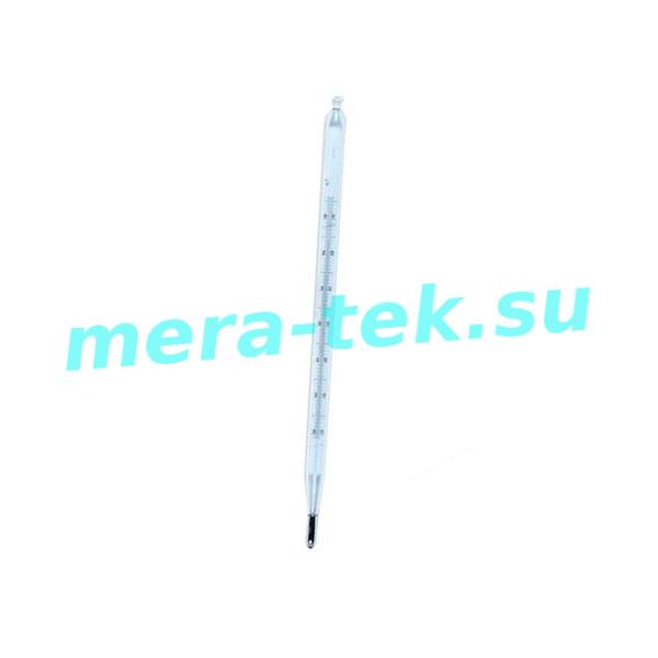 -22 исп.1 (-30...+35)°С Термометр ртутный для измерения температуры спирта