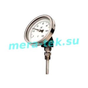ПОВОРОТНЫЙ термометр биметаллический