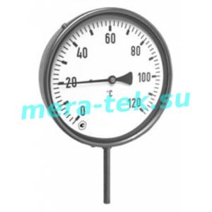 Термометр биметаллический радиальный