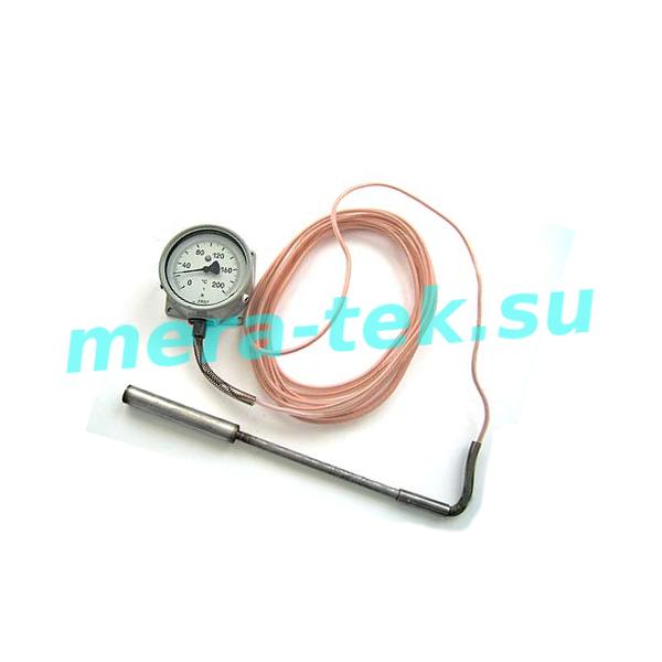 (ТКП)-100-М1-(0...+50)°С-1 термометр манометрический