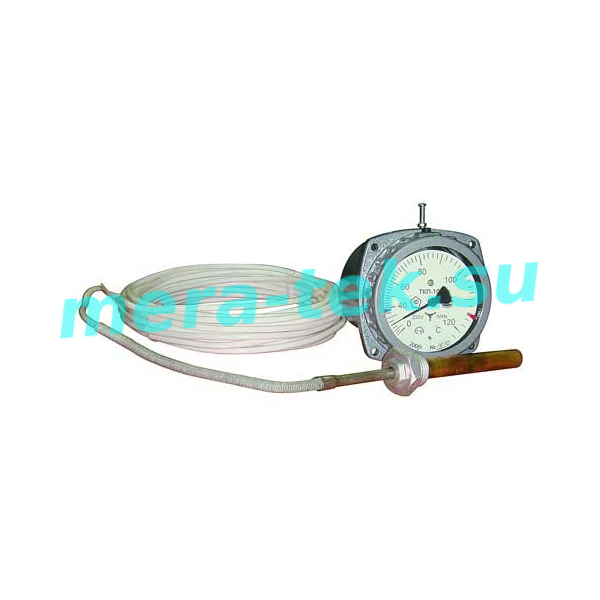 (ТКП)-100Эк-М1-(0...+400)°С-1 термометр манометрический