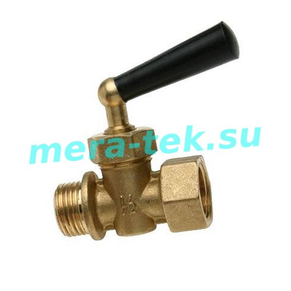 RM15-ZM1/2 Кран 3-х ходовой, G1/2-G1/2 (внутр-наруж) WATTS