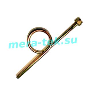 """225-МП-Ст.20 Трубка петлевая прямая G1/2""""(Н)"""
