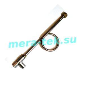 """225-МП-Ст.20 Трубка петлевая прямая G1/2""""(В)-G1/2""""(Н)"""