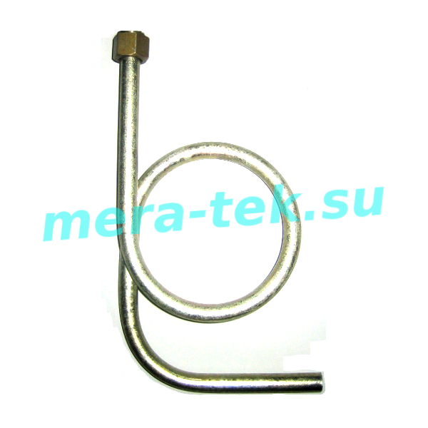 225-МУ-Ст.20 Трубка петлевая угловая НСН-М20х1,5 в сторону петли